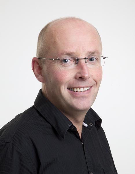 Portrait of Svein Erik Øien