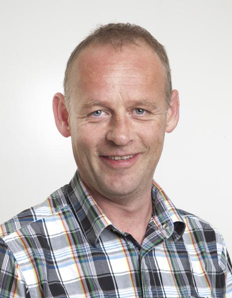 Portrait of Tom Harald Marthinussen