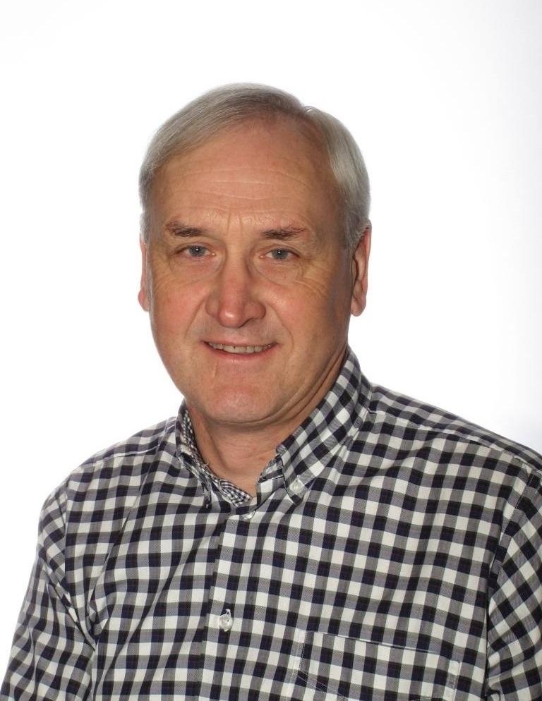 Portrait of Per Arne Ustad