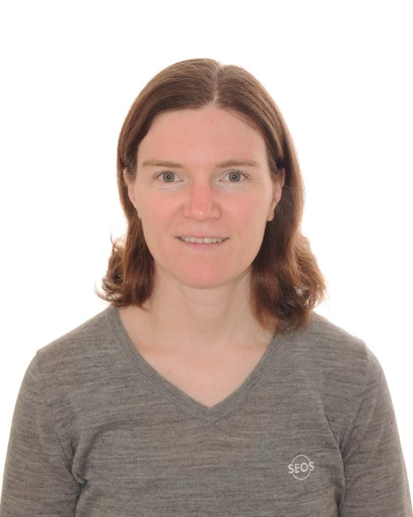 Portrait of Liv Beate Eidem